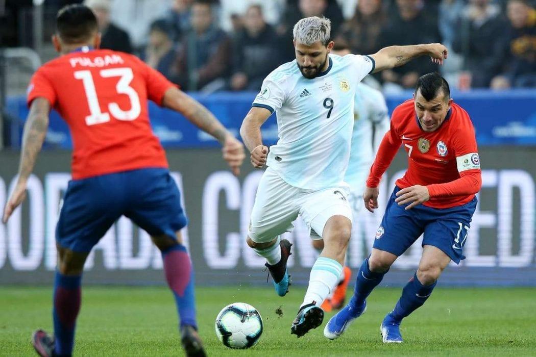 chile vs argentina 2021